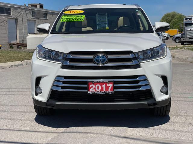 2017 Toyota Highlander Hybrid XLE Navigation /Sunroof /Leather /Camera Photo8