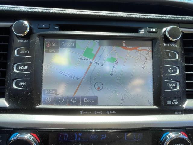 2017 Toyota Highlander Hybrid XLE Navigation /Sunroof /Leather /Camera Photo14