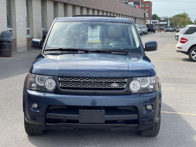 2012 Land Rover Range Rover Sport Luxury  AWD NAVIGATION /SUNROOF /CAMERA Photo2