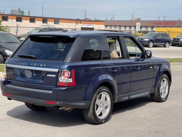 2012 Land Rover Range Rover Sport Luxury  AWD NAVIGATION /SUNROOF /CAMERA Photo5