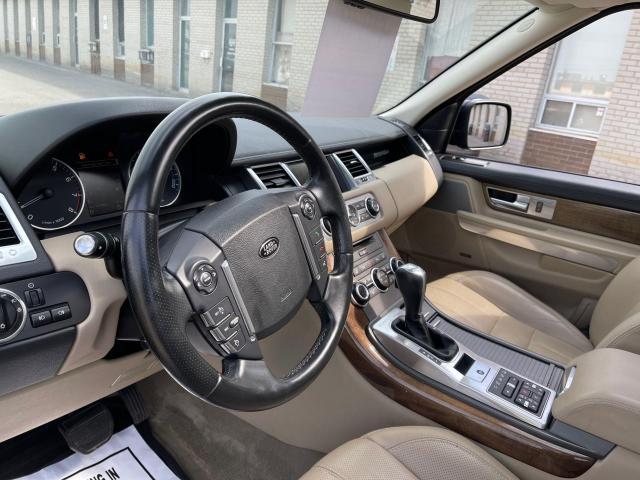 2012 Land Rover Range Rover Sport Luxury  AWD NAVIGATION /SUNROOF /CAMERA Photo13
