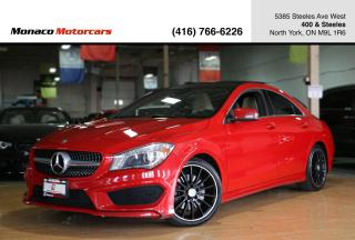 Used 2014 Mercedes-Benz CLA-Class CLA250 4MATIC - AMG|NAVI|BACKUP|PANO|BSA|LKA for sale in North York, ON
