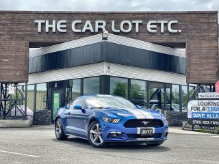 Used 2017 Ford Mustang V6 300HP!!! TRACK APPS!! BACK-UP CAMERA!! BLUETOOTH!! for sale in Sudbury, ON
