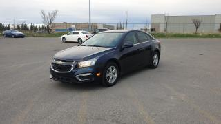 Used 2015 Chevrolet Cruze 2LT| LEATHER I $0 DOWN - EVERYONE APPROVED!! for sale in Calgary, AB