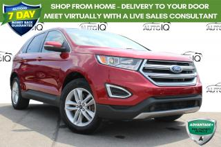 Used 2017 Ford Edge SEL AWD NAVIGATION PANO ROOF LEATHER for sale in Hamilton, ON