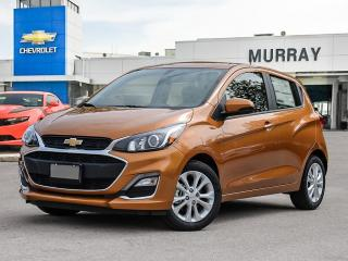 New 2021 Chevrolet Spark 1LT for sale in Winnipeg, MB