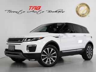 Used 2017 Land Rover Evoque HSE I MERIDIAN I PANO I 19 IN WHEELS for sale in Vaughan, ON