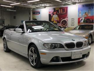 Used 2004 BMW 3 Series 2dr Cabriolet 325Ci for sale in Paris, ON