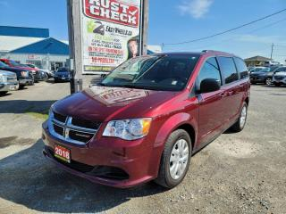 Used 2018 Dodge Grand Caravan SXT for sale in New Liskeard, ON
