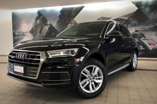 Used 2018 Audi Q5 2.0T Komfort + quattro   Apple CarPlay   Cruise for sale in Whitby, ON