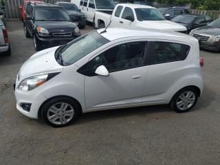 Used 2014 Chevrolet Spark 5dr HB Auto 1LT for sale in Oshawa, ON