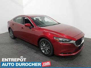 Used 2018 Mazda MAZDA6 GS - Bluetooth - Caméra de Recul - Climatiseur for sale in Laval, QC