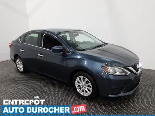 Used 2016 Nissan Sentra SV - Bluetooth - Climatiseur - Toit Ouvrant for sale in Laval, QC