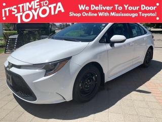New 2021 Toyota Corolla AUTO LE Corolla LE CVT APX 00 for sale in Mississauga, ON