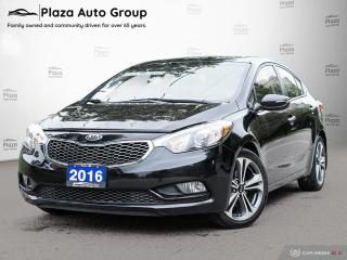 Used 2016 Kia Forte EX | OFF LEASE | HEATED SEATS | BACKUP CAM for sale in Richmond Hill, ON