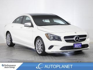 Used 2017 Mercedes-Benz CLA-Class CLA250 4MATIC, Navi, Blind Spot Assist, Bluetooth! for sale in Brampton, ON