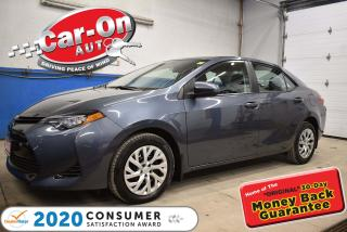 Used 2017 Toyota Corolla LE | AUTOMATIC | PRE-COLLISION SYSTEM | REAR CAM | for sale in Ottawa, ON
