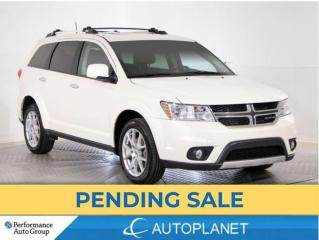 Used 2019 Dodge Journey GT AWD, 7-Seater, Navi, Back Up Cam, Sunroof, DVD! for sale in Clarington, ON