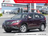 Photo of Dark Cherry Pearl 2013 Honda CR-V