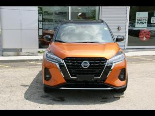 New 2021 Nissan Kicks SR for sale in Brockville, ON