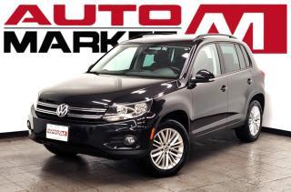 Used 2016 Volkswagen Tiguan Comfortline Certified!PushToStart!WeApproveAllCredit! for sale in Guelph, ON