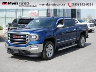 Used 2017 GMC Sierra 1500 SLT 4WD LEATHER LOADED for sale in Kanata, ON