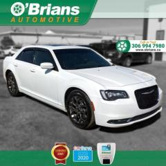 Used 2016 Chrysler 300 300S - Accident Free! w/AWD, Command Start, Leather, Navigation for sale in Saskatoon, SK