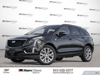 Used 2021 Cadillac XT5 Sport  - Sunroof - Navigation for sale in Ottawa, ON