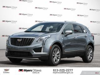 Used 2021 Cadillac XT5 Premium Luxury  - Navigation for sale in Ottawa, ON