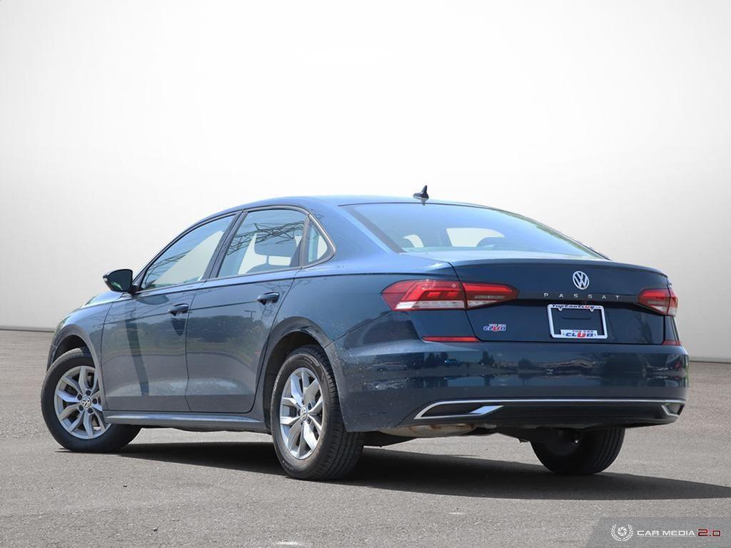 2020 Volkswagen Passat COMFORTLINE