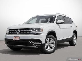 Used 2018 Volkswagen Atlas TRENDLINE for sale in Carp, ON