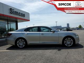Used 2017 Lexus LS 460 SWB for sale in Simcoe, ON