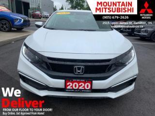 Used 2020 Honda Civic Sedan LX CVT  - Heated Seats - $149 B/W for sale in Mount Hope (Hamilton), ON