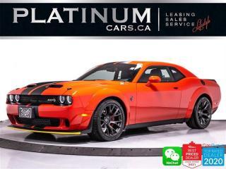 Used 2021 Dodge Challenger SRT Hellcat Redeye Widebody, 797HP, NAV, CAM, BT for sale in Toronto, ON
