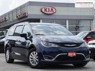Used 2018 Chrysler Pacifica Touring Plus for sale in Markham, ON