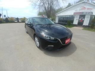 Used 2015 Mazda MAZDA3 i Touring for sale in Barrie, ON