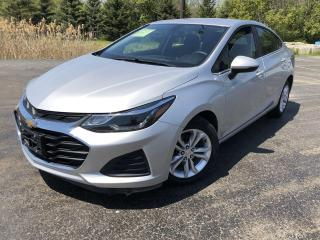 Used 2019 Chevrolet Cruze LT 2WD for sale in Cayuga, ON