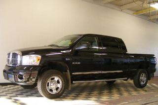 Used 2008 Dodge Ram 1500 Mega Cab 4x4 Laramie for sale in North Battleford, SK