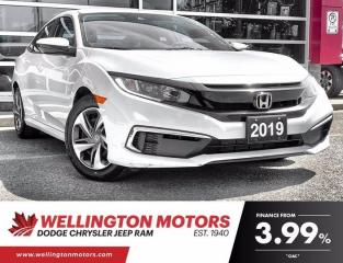 Used 2019 Honda Civic Sedan LX | Adaptive Cruise Control | Heated Seats !! for sale in Guelph, ON