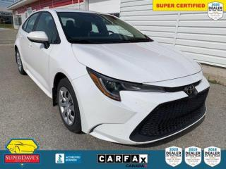 Used 2020 Toyota Corolla LE for sale in Dartmouth, NS