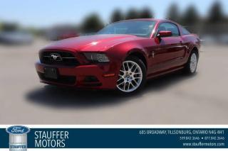 Used 2014 Ford Mustang V6 for sale in Tillsonburg, ON