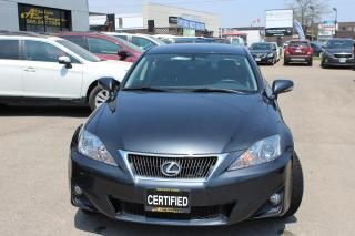 Used 2011 Lexus IS 250 Very low kms, AWD for sale in Oakville, ON