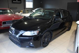 Used 2014 Lexus CT 200h for sale in Oakville, ON