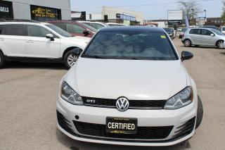 Used 2016 Volkswagen Golf GTI for sale in Oakville, ON