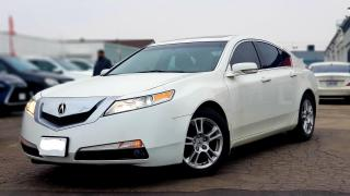 Used 2010 Acura TL for sale in Oakville, ON