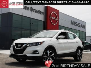 New 2021 Nissan Qashqai SL for sale in Kingston, ON