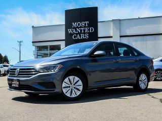 Used 2019 Volkswagen Jetta COMFORTLINE CAMERA ALLOYS APP CONNECT for sale in Kitchener, ON