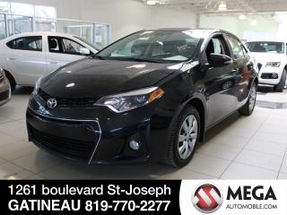 Used 2014 Toyota Corolla S for sale in Gatineau, QC