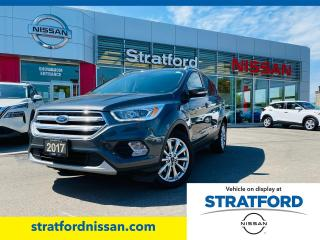 Used 2017 Ford Escape SE FWD for sale in Stratford, ON