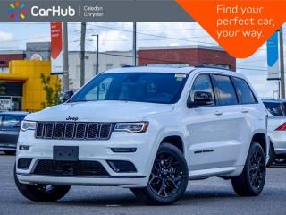 New 2021 Jeep Grand Cherokee Limited X 4x4 Navigation Panoramic Sunroof Adaptive Cruise Control w/Stop,Remote Start 20 Rims for sale in Bolton, ON